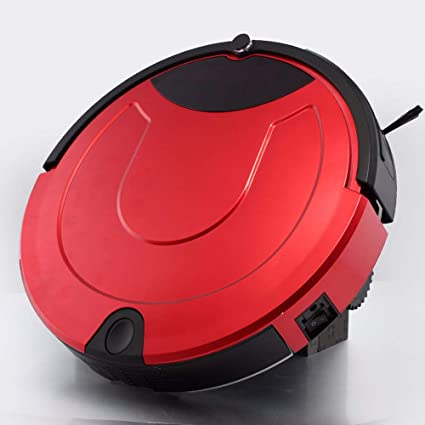 ZLC Aspirador Robótico, Auto Inteligente De Carga Y Anti Colisión/Gota Sensor De Succión