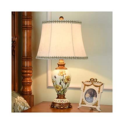 Amazon.com: PPWAN Table Lamp Study Room Living Room ...