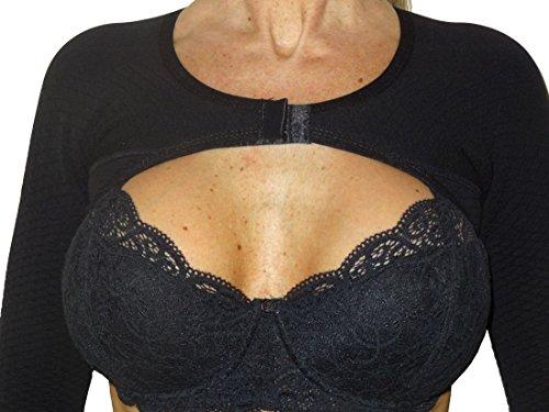 Manches Mini Massage Et Nude Élevée Compression Lymphœdème Lipœdème Pour Haut De rXnRnwqUI