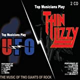 Thin Lizzy/U.F.O. - As Performed by [2 CD] by Nicky Moore (2013-04-23)