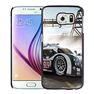 New Personalized Custom Designed For Samsung Galaxy S6 Phone Case For 2014 Porsche 919 Hybrid V5 Phone Case Cover