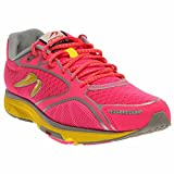Newton Running Women's Gravity III Pink/Silver/Yellow Running Shoe 10 Women US
