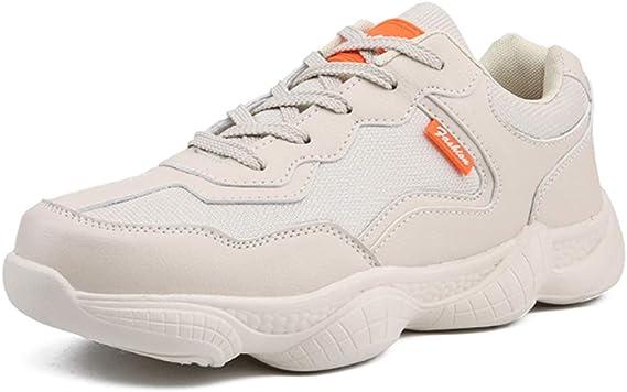 YWZQ Calzado de Running para Hombre, Zapatillas de Deporte de Gran ...