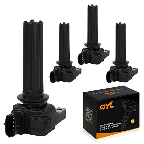 qyl-ignition-coil-set-of-4-for-2004-2011-saab-9-3-9-3x-l4-20l-uf-526-610-58664-12787707-h6t60271