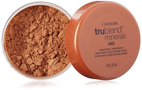 CoverGirl TRUblend Mineral Bronzer, Natural Bronze  (440)