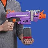 NERF Fortnite SMG-E Blaster -- Motorized Dart