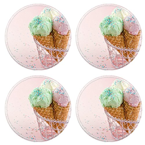 ice cream cone holder metal - 5