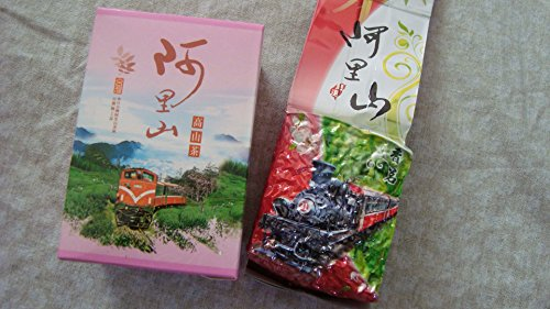 Taiwan Alishan (Ali Mountain) Green Tea - Taiwan High Mountain Grown Tea Premium Quality