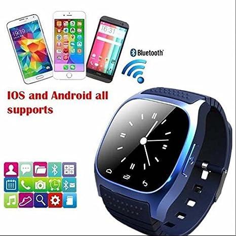 Excercise Smartwatch para hombre y mujer, Smartwatch con MP3 ...