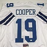 Autographed/Signed Amari Cooper Dallas White