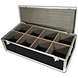 Lighting LED PAR Lights ATA Case with 8 Compartments - ID Per Compartment 10 x 10 x 12 High