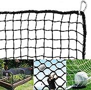 Tengyue 10x15 Ft Heavy Golf Sports Practice Barrier Net, Heavy Duty Sports Netting Barrier Net, Golf High Impa