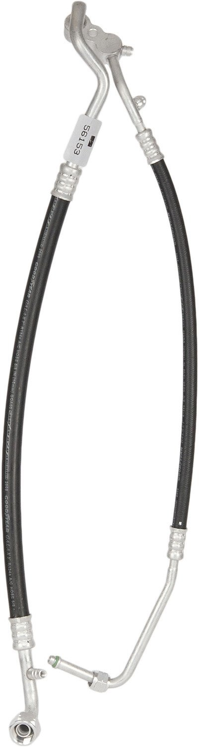 ACDelco 15-34263 Professional Air Conditioning Compressor and Condenser Hose Assembly