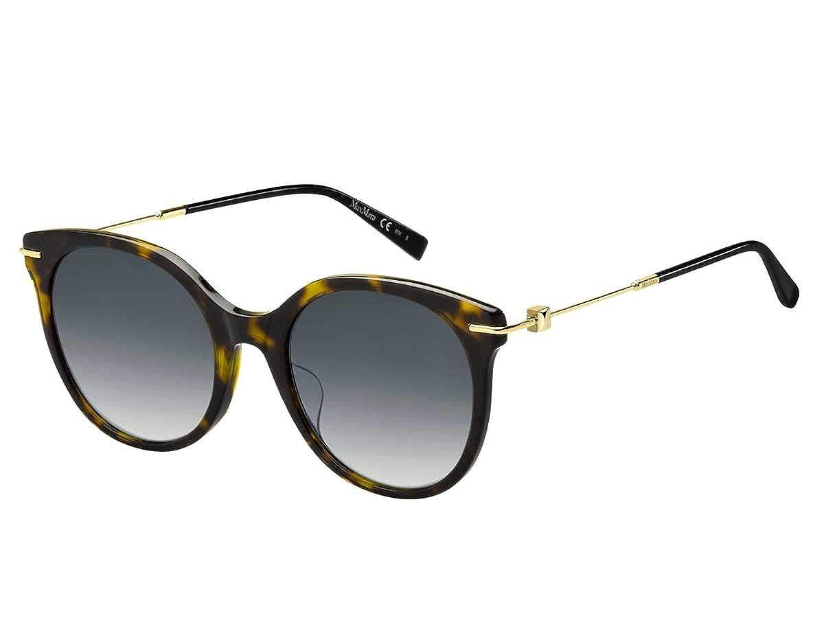 Max Mara - Gafas de sol - para mujer Marrón Havana 50 ...