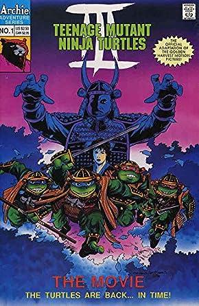 Amazon.com: Teenage Mutant Ninja Turtles III The Movie: The ...