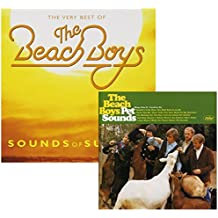 Sounds of Summer (The Very Best Of) - Pet Sounds (Mono & Stereo) - The Beach Boys - 2 CD Album Bundling