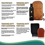 Tan Physics & EviLuxe Deluxe Tanning Mitt Bundle