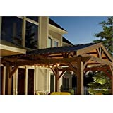 Bowery Hill Metal Roof for Pergola