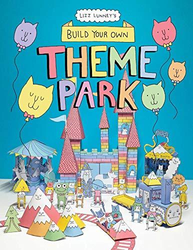 - Build Your Own Theme Park: A Paper Cut-Out Book