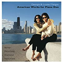 American Works for Piano Duo - Georgia & Louise Mangos