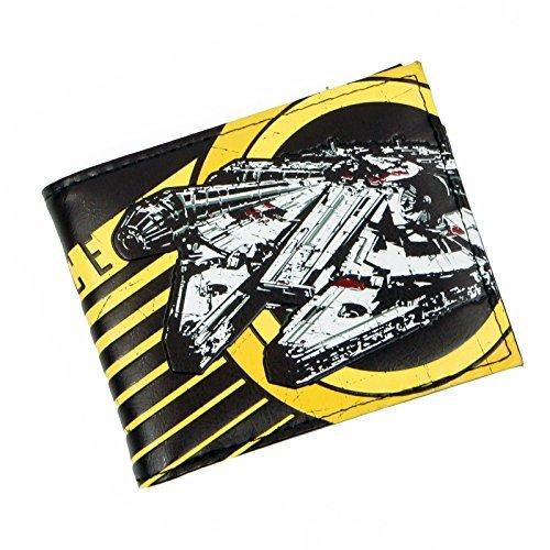 Star Wars Millennium Falcon Rebel Alliance Bifold Wallet