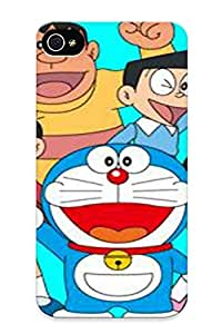 Iphone 4/4s Scratch-proof Protection Case Cover For Iphone/ Hot Download Doraemon The Future 1024 Original Ize Phone Case