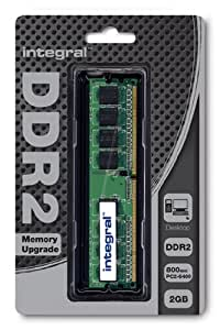 Integral IN2T2GNWNEX - Memoria RAM de 2 GB, DDR2, 667 MHz