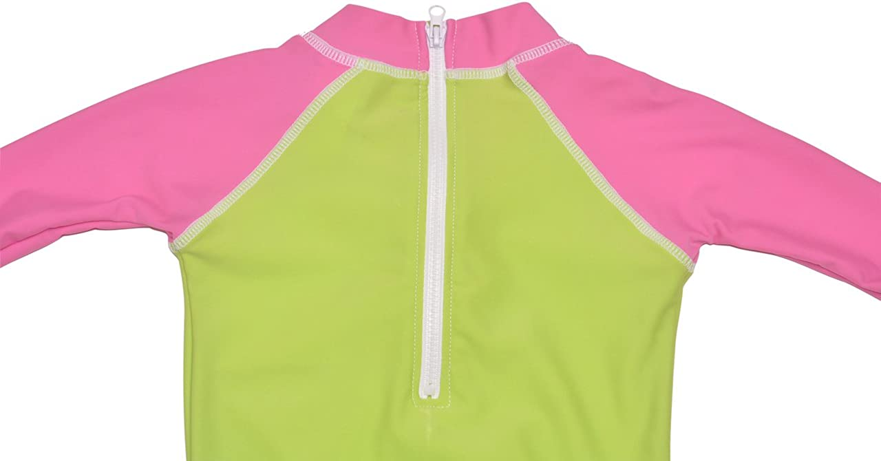 Rash Suit Flap Happy Girls Baby UPF 50
