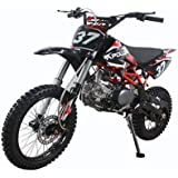 GIVE YOU MORE TRAVEL AND MORE FUN FOR YOUR RIDE!! High Quality Dirt Bike w/Manual Transmission APOLLO AGB37 CRF-2 125cc CRF70 Dirt Bike