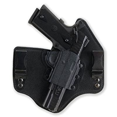 Galco KT652B Kingtuk Inside the Waistband Gun Holster for S&W M&P Shield 9/40