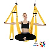 Best Guide Gear hammock - Ranbo aerial yoga trapeze set Ultra Strong Antigravity Review