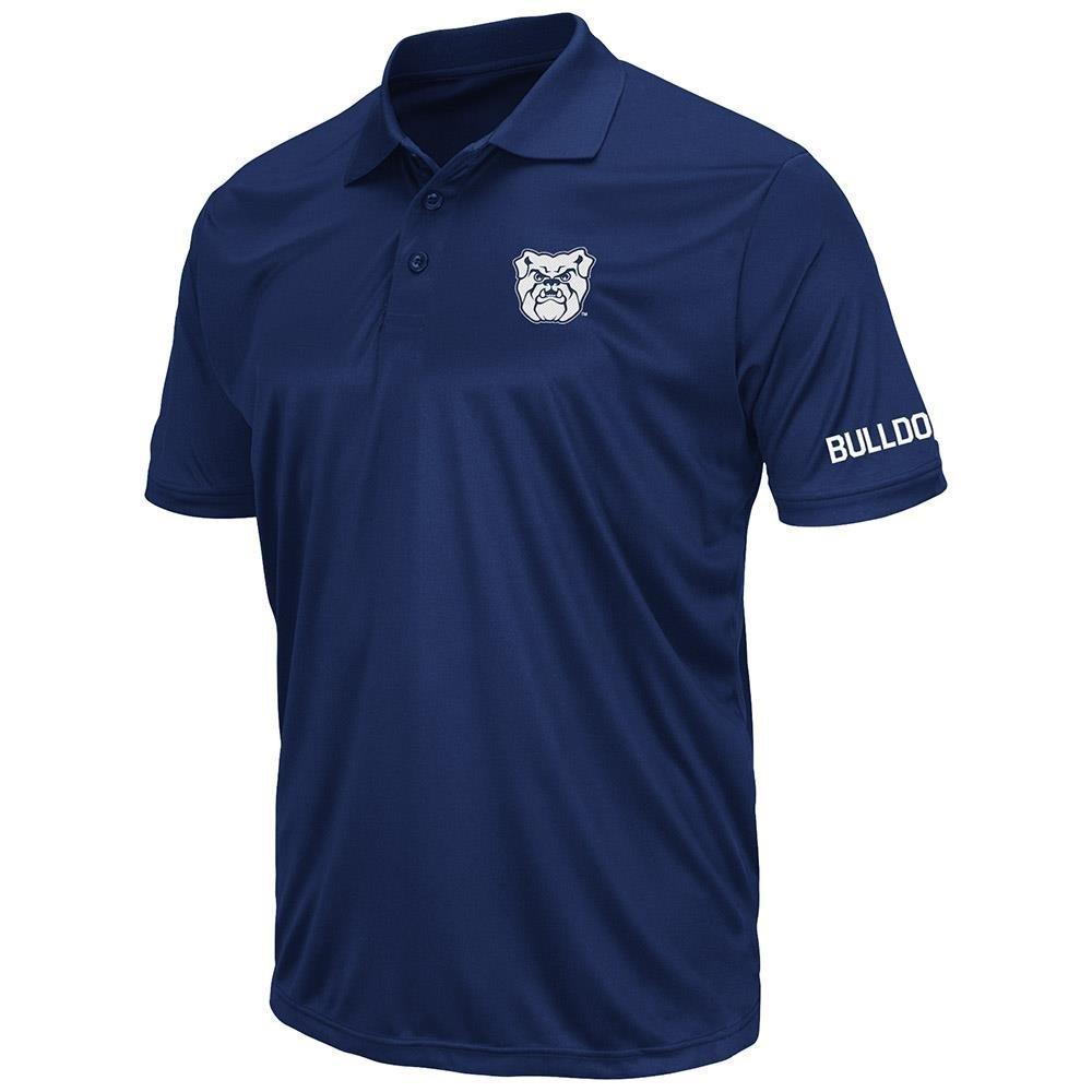 メンズ Butler Bulldogs 半袖ポロシャツ B07G3FHX8T  Medium