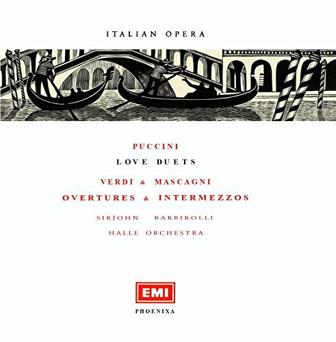 Phoenixa Series- Italian Opera Highlights / Barbirolli (Phoenixa Series)