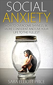 Social Anxiety Confident Confidence Treatment ebook product image