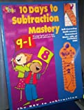 10 Days to Subtraction Mastery, Marion Stuart, 094334378X