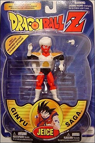 Dragon Ball Z Ginyu Saga Jeice action Figure