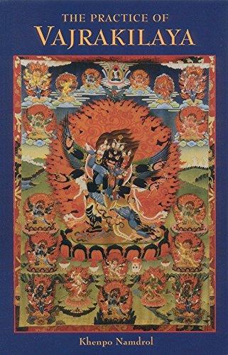Buddhist Tibetan Deities (The Practice of Vajrakilaya)