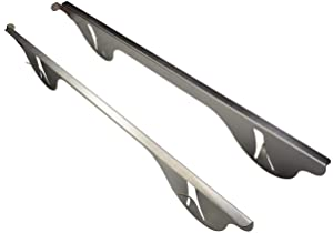 Stainless Steel - Stove to Counter Gap Cover (Narrow or Wide width)