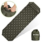 Sleeping Pads for Camping WADEO Ultralight Inflatable Sleep Mattress for Hiking Camping Mat