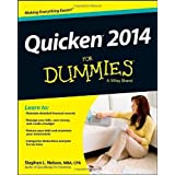 Quicken 2014 For Dummies by Nelson, Stephen L. (2013) Paperback