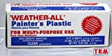 TRM Manufacturing HD9 Weatherall Painter's Plastic