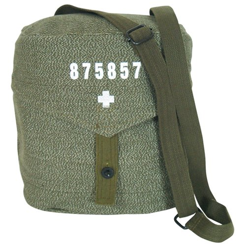 Fox Outdoor Products Swiss Gas Mask Bag