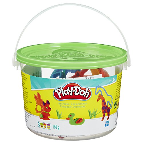 Play Doh Animal Activities Bucket by Hasbro (Play Doh Bucket)