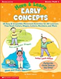 Move and Learn - Early Concepts, Beth Lipton, 0439215684