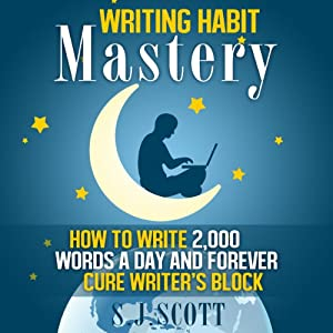 Writing Habit Mastery Hörbuch