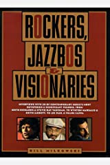 """Rockers, Jazzbos, Visionaries"" Hardcover"