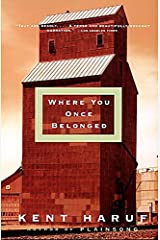 Where You Once Belonged Paperback