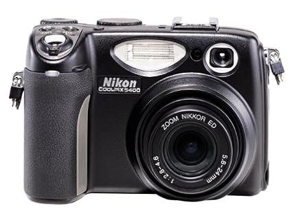 amazon com nikon coolpix 5400 5 1 mp digital camera w 4x optical rh amazon com Nikon Coolpix S4300 Charger Best Nikon Coolpix Camera