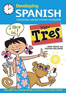 Developing Spanish Libro Tres