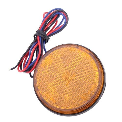 Voiture Auto Moto 12V LED Lampe Signal Ambre de gabarit Light Générique 10019415